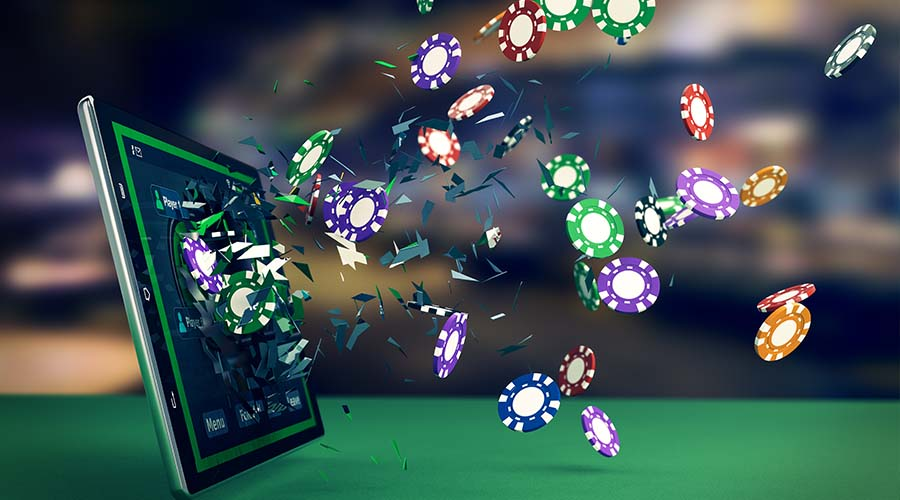 Игры онлайн-казино